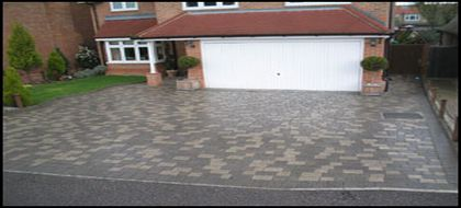 Driveways, block paving, Cheadle, Cheadle Hulme, Bramhall, Heald Green, Wilmslow, Stockport