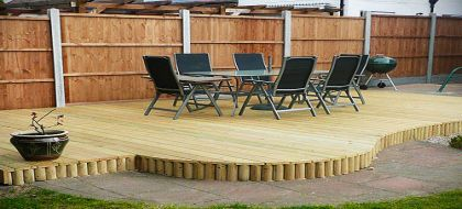 Decking, Cheadle, Cheadle Hulme, Bramhall, Heald Green, Wilmslow, Stockport